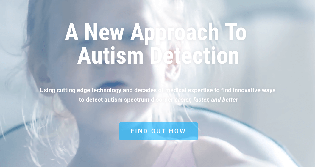 Eye on autism: Inside the quest to develop an objective test for a disorder that impacts millions